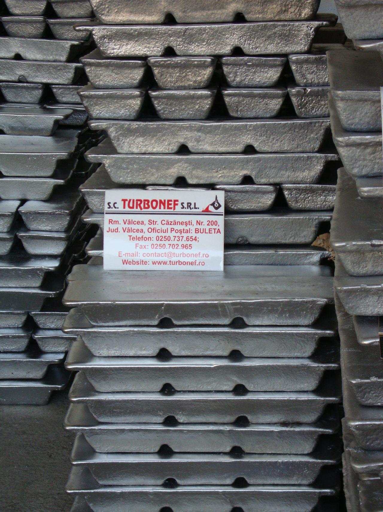Lingouri Aluminiu 2